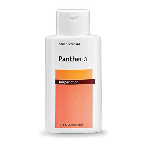 Sanct Bernhard Panthenol Körperlotion mit Dexpanthenol 250 ml