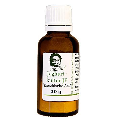 """Joghurtkultur 10 g \""""griechische\"""" Art Starterkultur für die Joghurt Herstellung"""