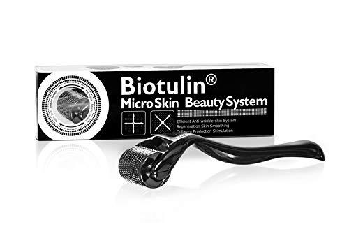 Biotulin MicroSkin Beauty System, Micro-Needling-Roller, 1er Pack (1 x 1 Stück)