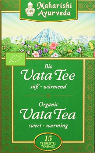 Maharishi Ayurveda Vata Tee biologisch, 1er Pack (1 x 18g)