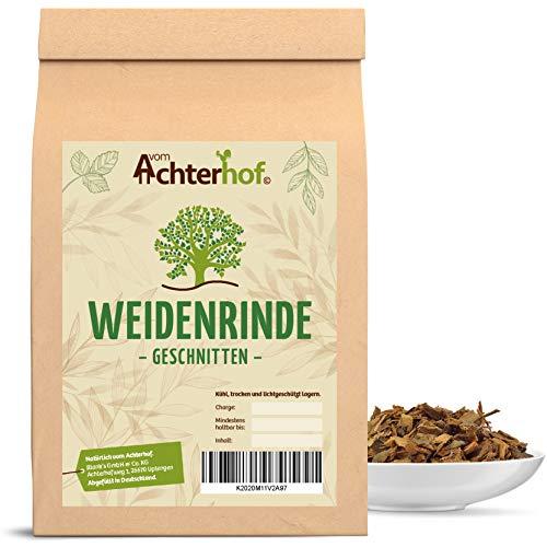 Weidenrinde geschnitten Weidenrindentee vom-Achterhof 250 g
