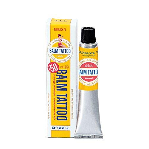 Balm Tattoo Sunblock 75 Pflege - Tattoocreme