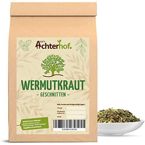 Wermutkraut geschnitten 250g Wermut-Tee Kräutertee natürlich vom-Achterhof