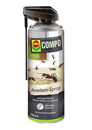 COMPO Ameisen-Spray N, Bio Insektenspray, 500 ml