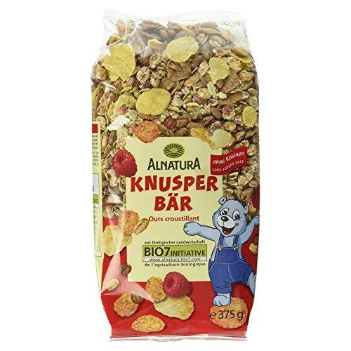 Alnatura Bio Knusper-Bär, 6er Pack (6 x 375 g)
