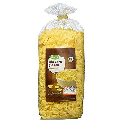 Alnavit Bio Cornflakes glutenfrei, laktosefrei, 6er Pack (6 x 250 g)