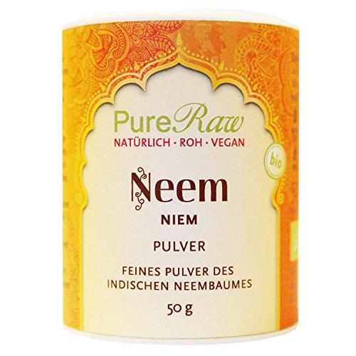 Neem-Pulver, 50 g (Bio & Roh) (1)