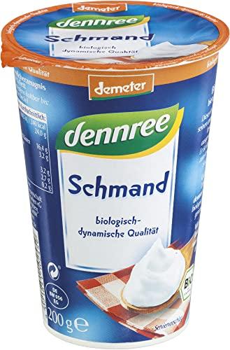 dennree Bio Schmand (6 x 200 gr)