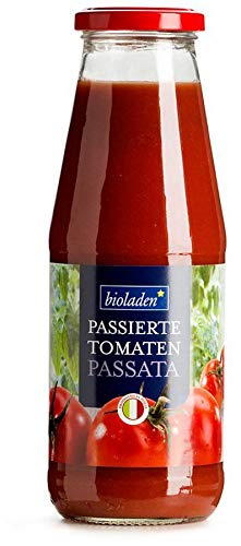 bioladen Bio Passierte Tomaten - Passata (6 x 680 gr)