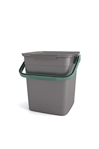 Kis Smart Container Bio Kompost 25,5x 23x 25h, Grau