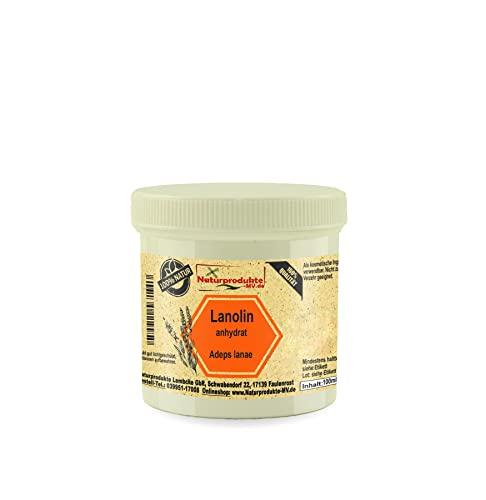 Lanolin anhydrat (100g) Wollwachs Wollfett Salbengrundlage