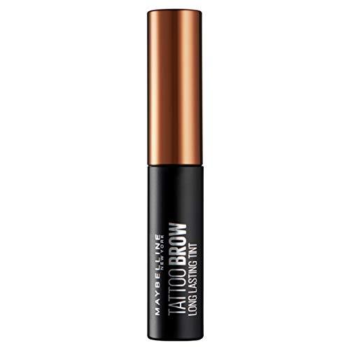 Maybelline New York Tattoo Brow Gel Tint, Augenbrauenfarbe, 03 dark brown