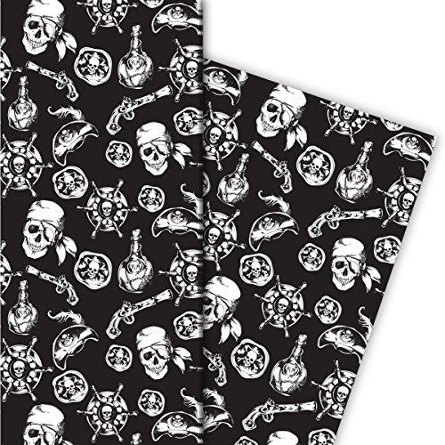 Piraten Geschenkpapier kaufen