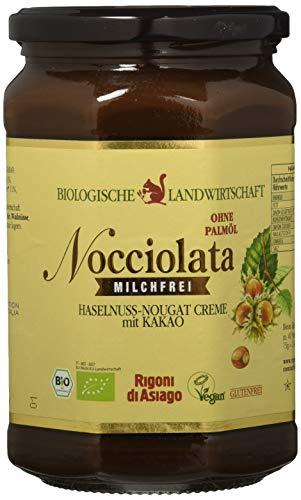 Rigoni di Asiago Bio Nocciolata Nuss-Nougat-Creme (700g) - milchfrei - vegan - glutenfrei