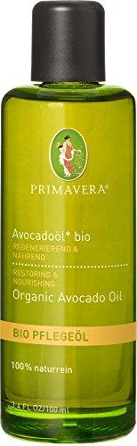 PRIMAVERA Avocadoöl* bio 3-er PACK 3x100ml