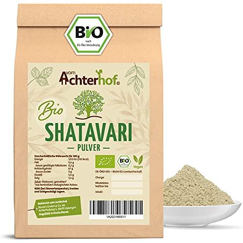 Shatavari Pulver BIO (100g) indischer wilder Spargel Ayurveda vom Achterhof