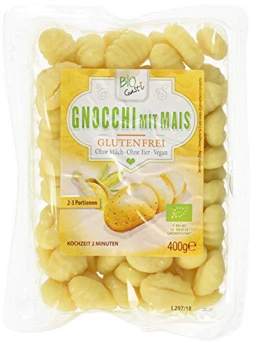 Biogustí Gnocchi glutenfrei Bio, 12er Pack (12 x 400 g)