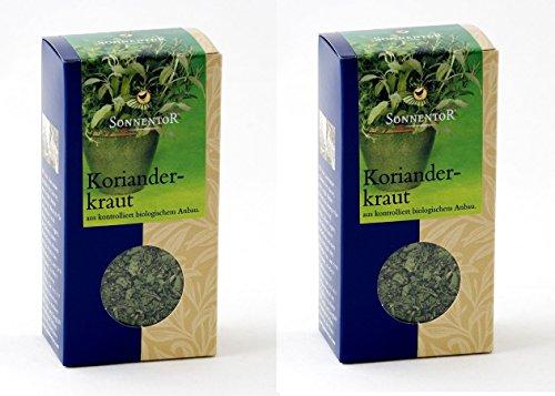 Sonnentor Bio Korianderkraut bio (2 x 15 gr)