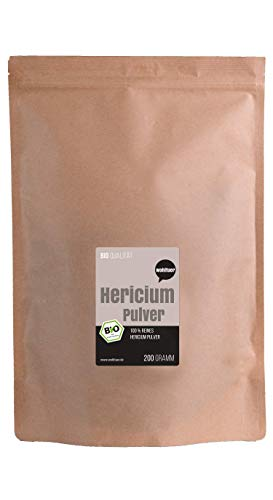 Wohltuer Bio Hericium Pulver 200g