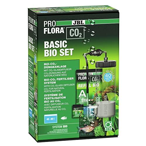 ProFlora Bio80 Bio-CO2-Düngeanlage für Aquarien von 30-80 l