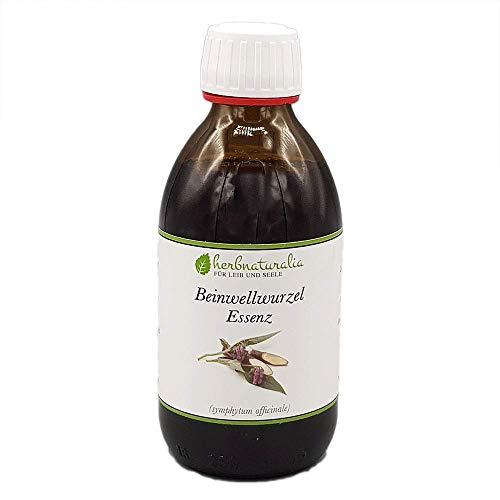 herbnaturalia ® Beinwell Essenz - 250ml hochwertige Essenz aus getrockneten Beinwellwurzeln