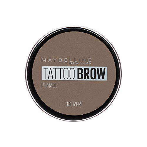 Maybelline New York Eyes Studio Tattoo Brow Pomade Nr. 01 Taupe