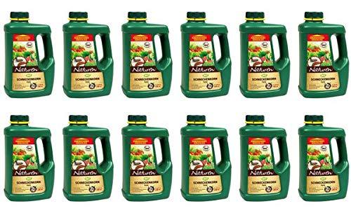 Naturen Bio Schneckenkorn Forte 11,4 kg - Regenfestes Bio Ködermittel gegen Schnecken