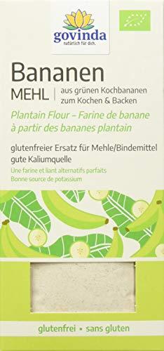 Govinda Bananenmehl (350 g) - Bio
