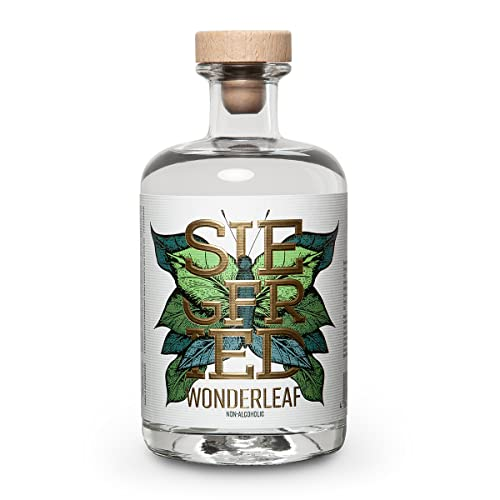 Wonderleaf (1 x 0,5l) - Alkoholfrei - von den Machern des weltweit prämierten Siegfried Gin