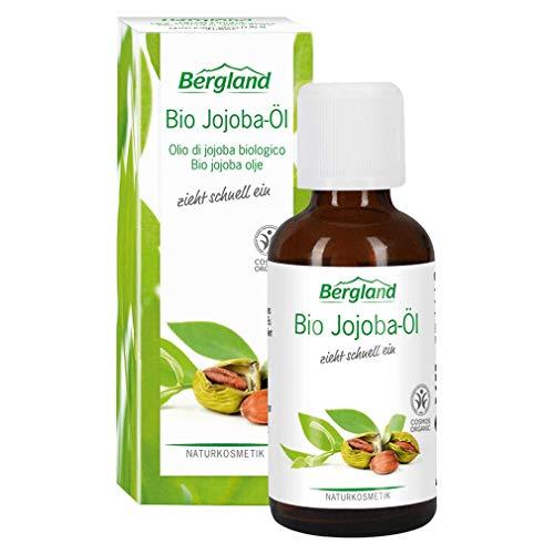Bergland Bio Jojoba-Öl, 50ml