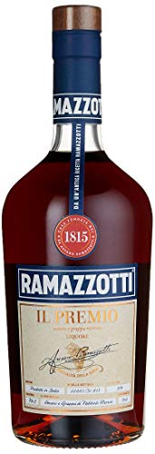 Ramazzotti Il Premio - Limited Edition - der mit Grappa verfeinerte Halbbitter aus dem Traditionshaus (1 x 0.7 l)