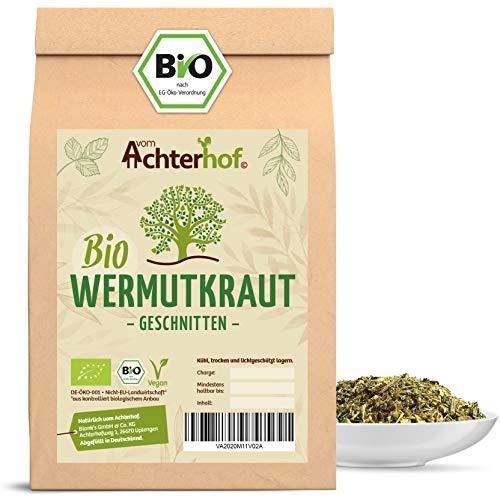 Wermutkraut BIO (500g) Wermut-Tee getrocknet geschnitten vom-Achterhof