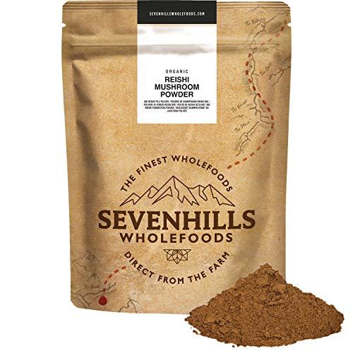 Sevenills Wholefoods Bio Reishi Pilz Pulver