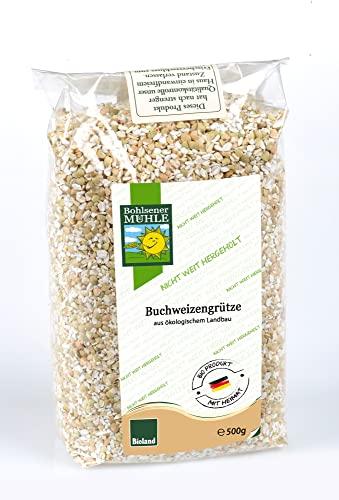 Bohlsener Mühle Bio Buchweizengrütze (2 x 500 gr)