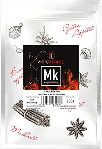 Pektin, natürliches Apfel - Pektin Marmeladen - Pectin, Pflanzliches Geliermittel E440 (nicht amidiert nicht gebleicht). Beutel 250g.