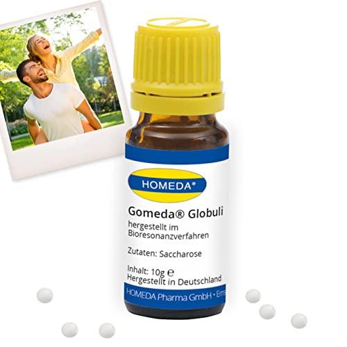 HOMEDA GOMEDA Globuli • Stoffwechselkur • hCG-Diät-Globuli • hormonfrei • für Deine 21-Tage-Stoffwechsel-Diät und andere Diäten • das Original seit 2006