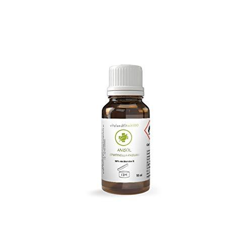 Anisöl - 10 ml - pimpinella anisum - 100{24f4acc2ac01c5a4fb62d1326d18759726a1434cf99fc80c6c44455a0d396f7b} naturreines ätherisches Öl