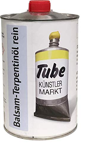 Artservice-Tube ® Balsam Terpentin-Öl 1000ml