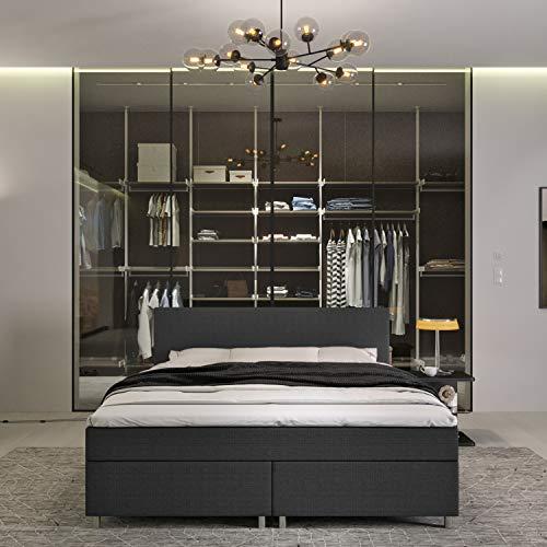 , Boxspringbett 160×200 Cm Mit Bettkasten kaufen